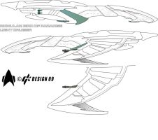 Romulan Bird Of Paradise by Galen82