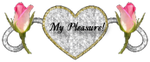 My Pleasure Hearts by AudraMBlackburnsArt