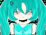 Annoyed Hatsune Miku by 4everabooklovergirl2