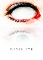Devil eye by Artush