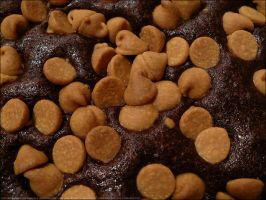 Peanut Butter Fudge Brownies 2 by Undistilled