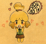 FA - Isabelle by Aer0Hail