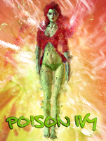 Poison Ivy by lucas9412