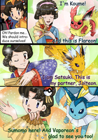 commission18 new comic for zefrenchm by hikariangelove