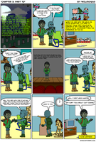 The Rise Of The Zombie Apocalypse 10 by Princ3ssWolfi3