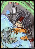 -FFVII- To the rescue by zkoegul