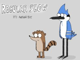 Regular Show by mpn5379