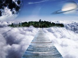 Paradise in the Sky by bigrdesign