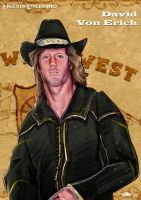 David Von Erich Unleashed by Bardsville
