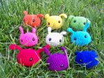 The Alien Army Rises... by pixie--stick