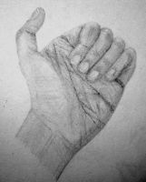 My Hand by Holly6669666