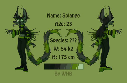 Solange ref by KateWHB