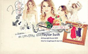 Taylor Swift 10 by letschill