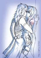 [FFXIII] That 's mine... (Fang x Lightning) by tamerqueen