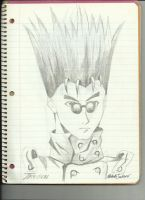 Vash the Stampede by MichiruPLANET