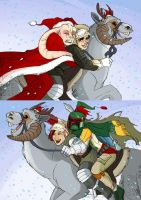 Sleigh Bells Ring by Quarter-Virus