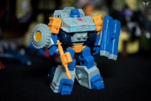 Mech Ideas Gauntlet (3 of 6) by PlasticSparkPhotos