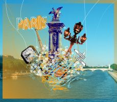 Wallpaper's Paris by justatime