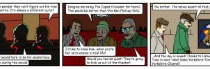 Summer Wine Comic 76 by MST3Claye