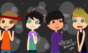 .: 5 Seconds of Summer :. by 5sauce
