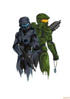 Halo 5 by 123shaneb