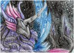 ACEO: Qilin by SaQe