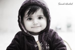 Lovely smile by sarah-khalid