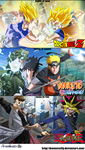 Anime rivalry: Choose your Favourite! by DennisStelly