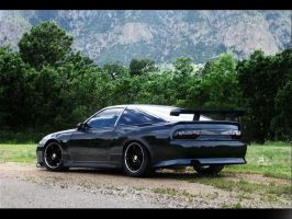 Nissan 240 SX Black Edition by Geryy