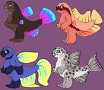 Fishdude adopts by RhinocerosGuts