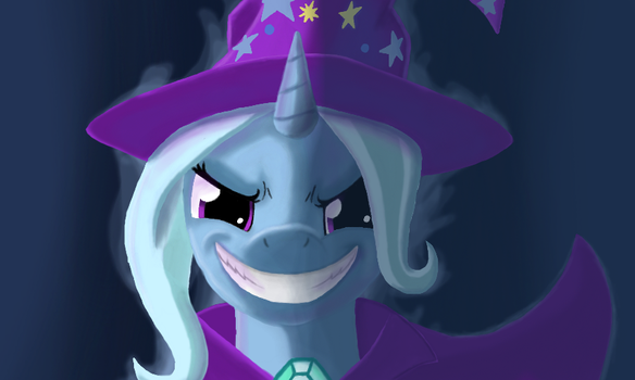 Great and Powerful - 3D by MacchiatoJolt