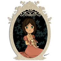 Child Alice by MsCappuccino