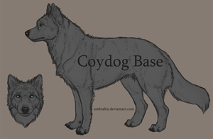 Coydog Points Base by Umbrafen