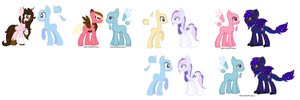 Special Somepony Contest! [CLOSED] by CuppieCakeAdopts