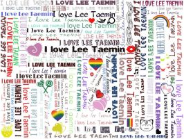 Lee Taemin wp :x by MiwakoMymy