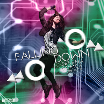 Selena Gomez and The Scene - Falling Down by LoudTALK