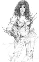 Witchblade by ChuckWalton