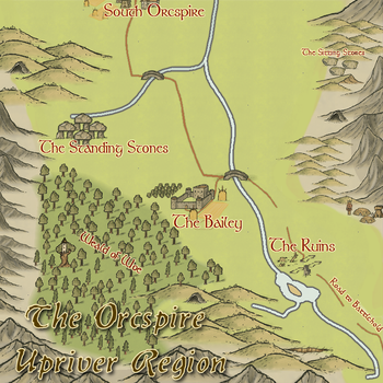 Orcspire Upriver Color by cailore