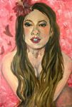 Rosy Complexion by chubby-manatee