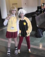 Soul and Maka AB 2012 by Dragonrider1227
