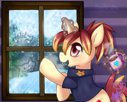 Foggy Windows by Eevie-chu