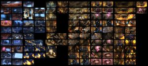 Storyboards I by johnsonting