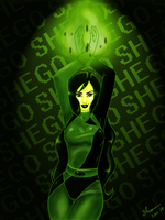 Shego by Shannon-Long