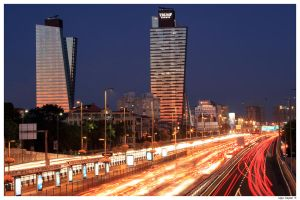 Trump Towers Istanbul by justuur