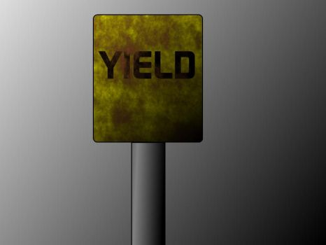 Yield Sign by Chervil-iGraphix