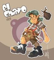 El Chavo del 8 - My Version by acosorio