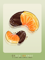 mage : choco orange by lackless