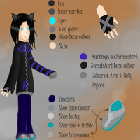 Akuni Ref Sheet by Schattenfrost