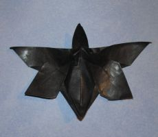 Origami Orchid by pandaraoke