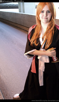 Matsumoto Rangiku by Team66cosplay